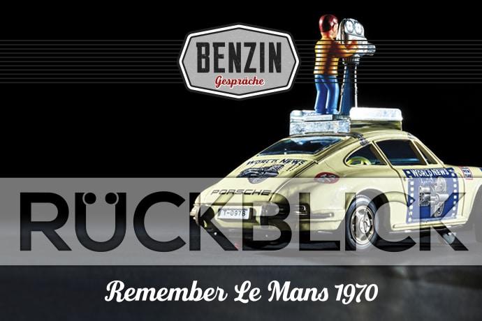 "Rückblick Benzingespräch: ""Remember Le Mans 1970"" im Traumwerk"