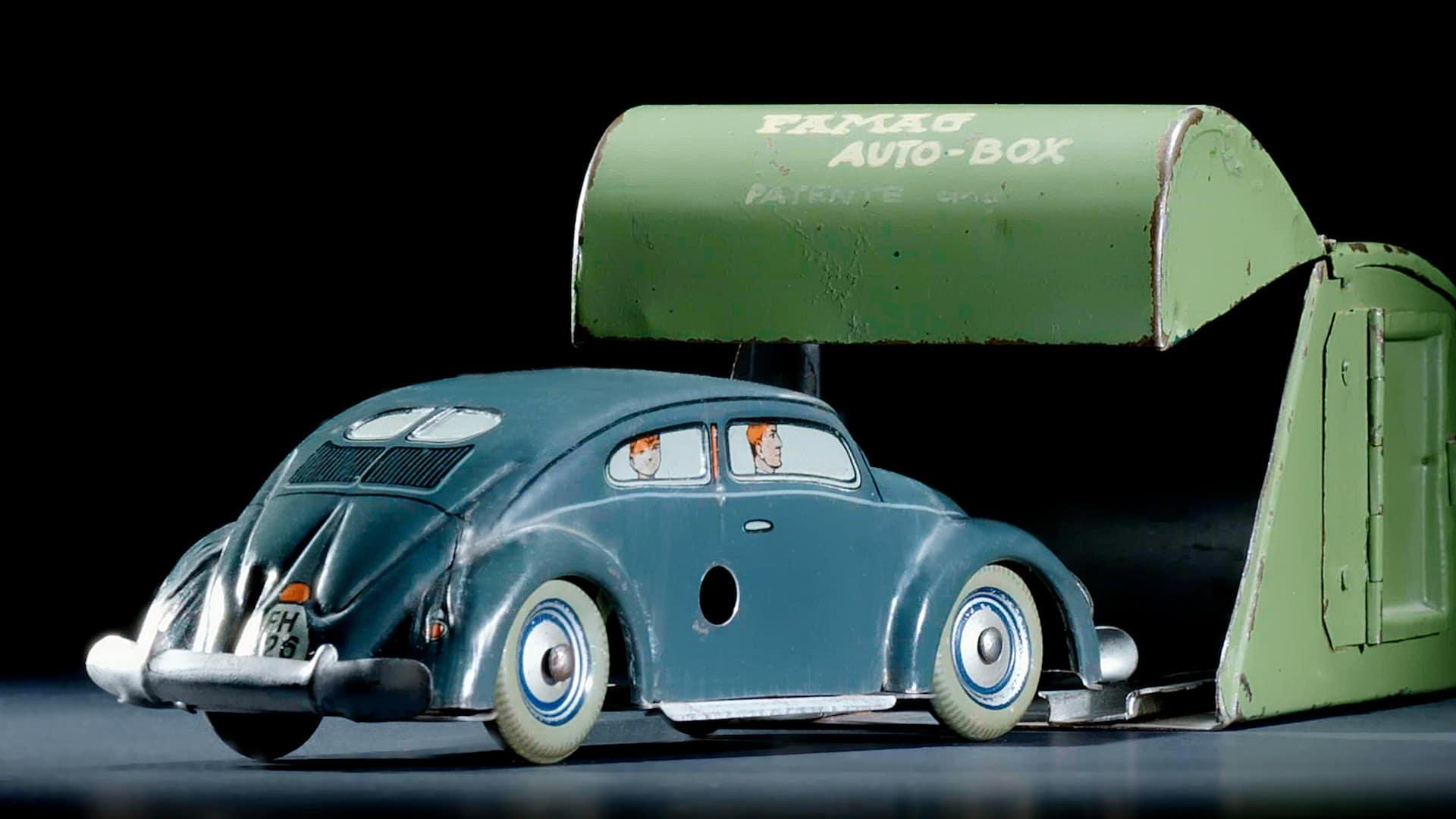 FAMAG Autobox für VW Käfer