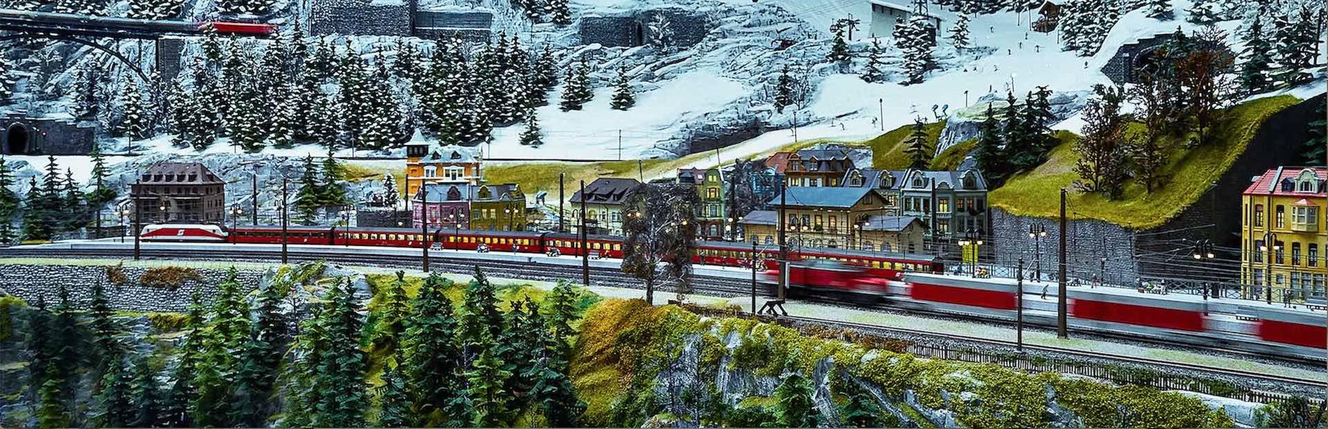 Details in the Model Railway