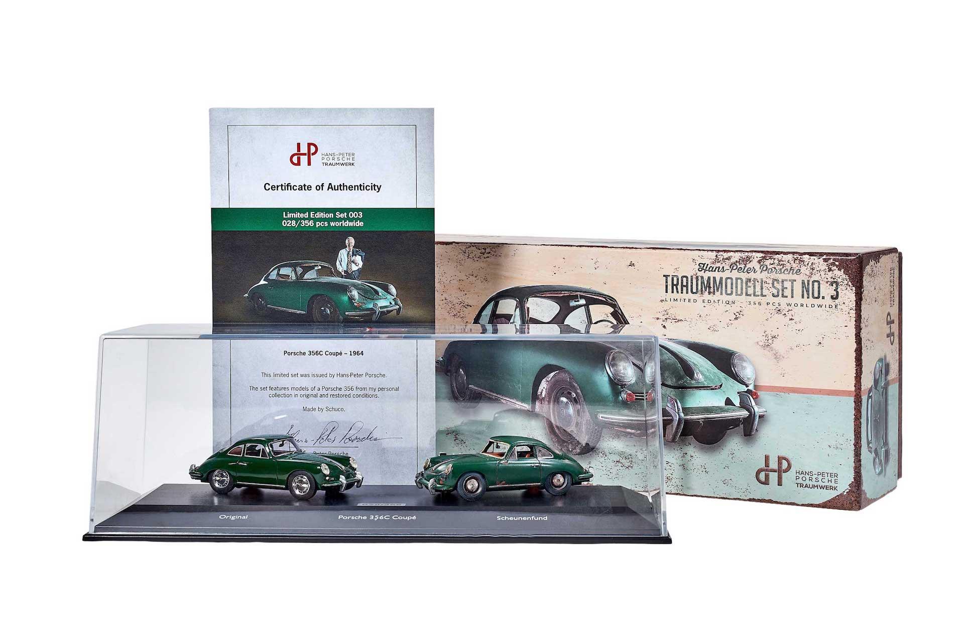 Traumwerk Modellauto Porsche