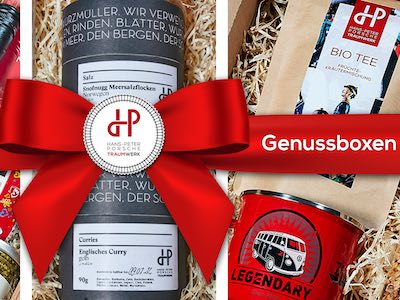 Geschenkboxen Hans-Peter Porsche Traumwerk
