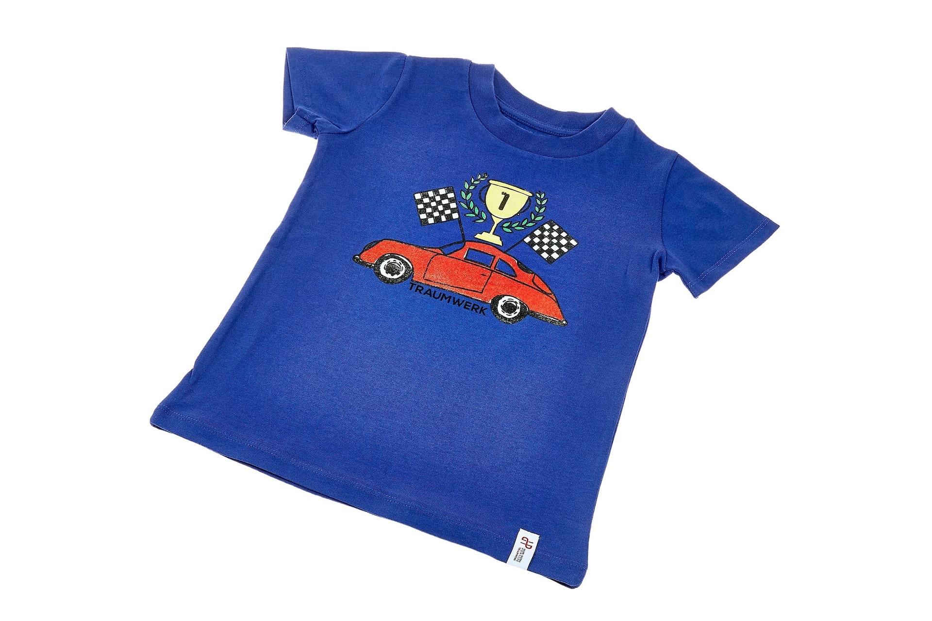 Shirt Porsche Children