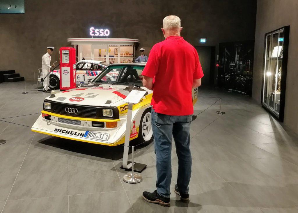 Autos im Hans-Peter Porsche Traumwerk