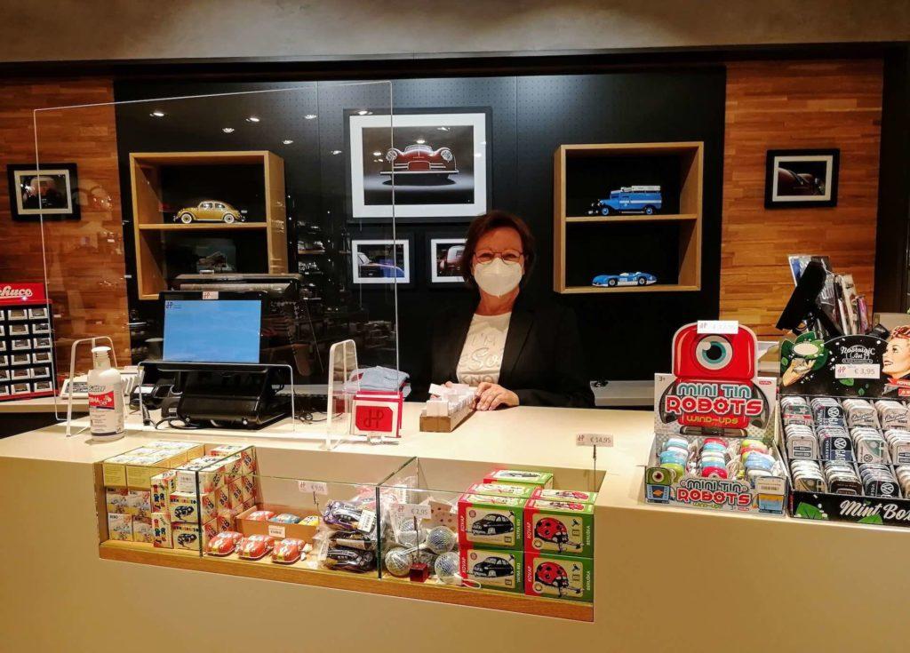 Shop im Hans-Peter Porsche Traumwerk