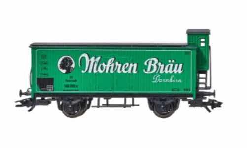 Bierwagen für Modelleisenbahn