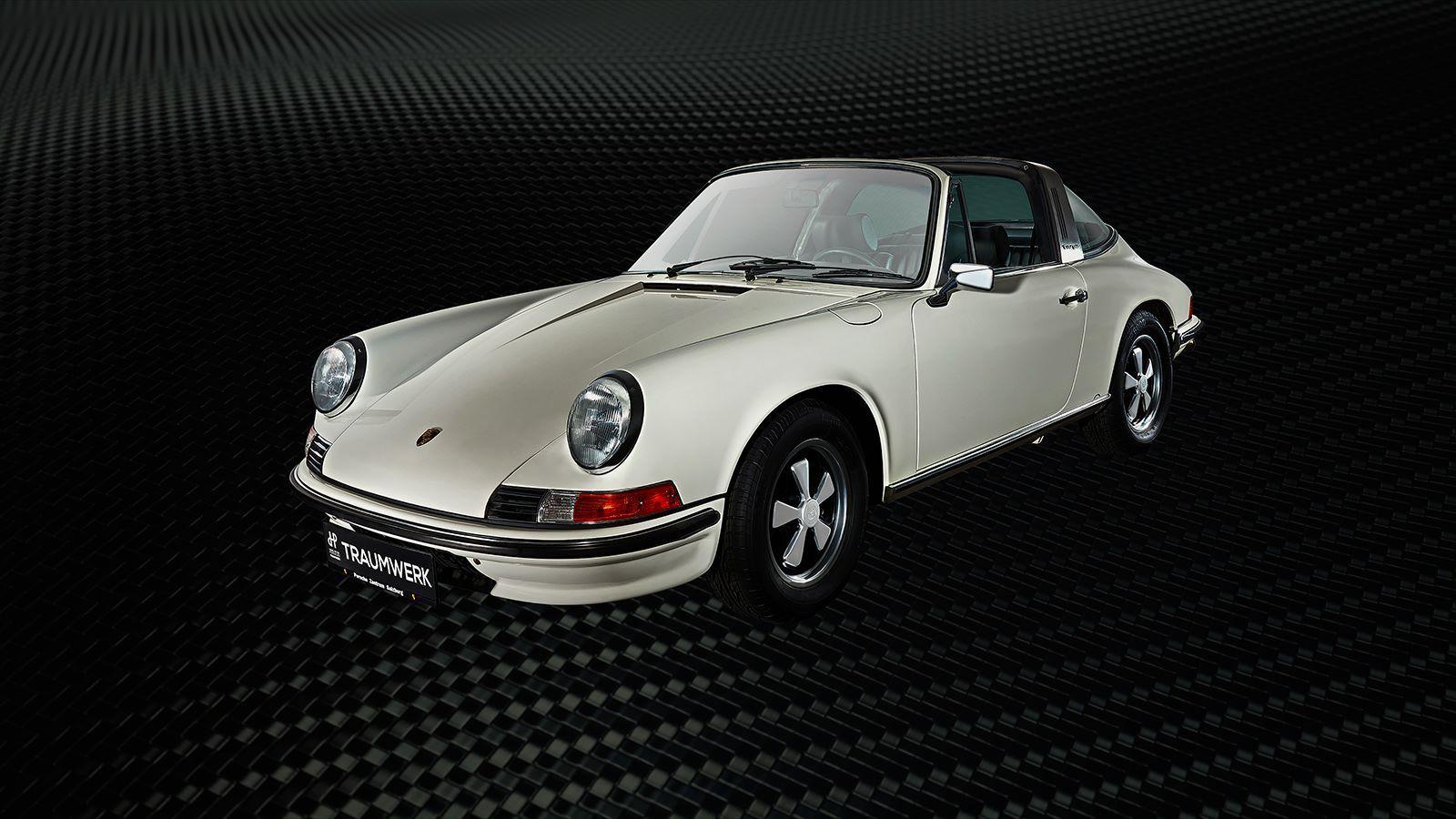 Traumautom Porsche 911 Targa S