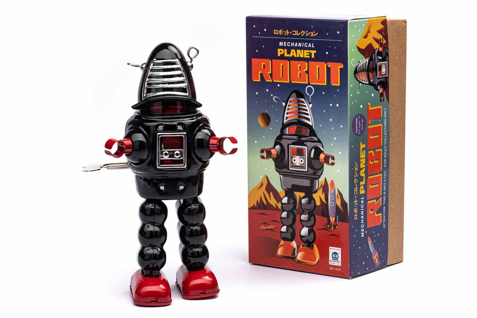 Roboter Weltraum Spielzeug Traumwerk