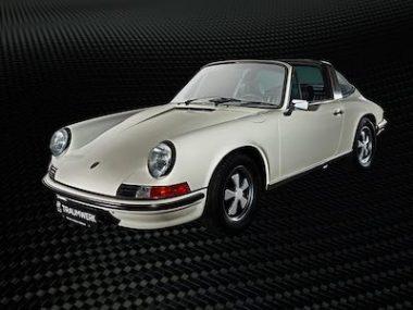 Porsche 911 Targa S im Hans-Peter Porsche Traumwerk