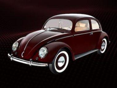 VW Brezelkäfer - das neue Traumauto